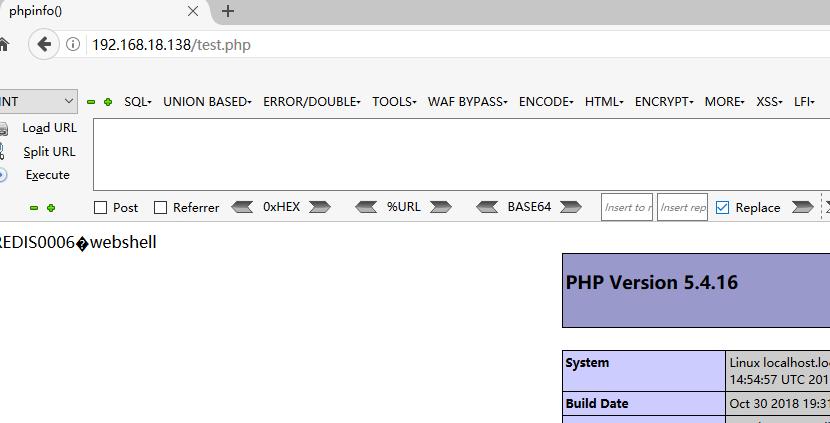 WEB未授权访问漏洞靶场集合版