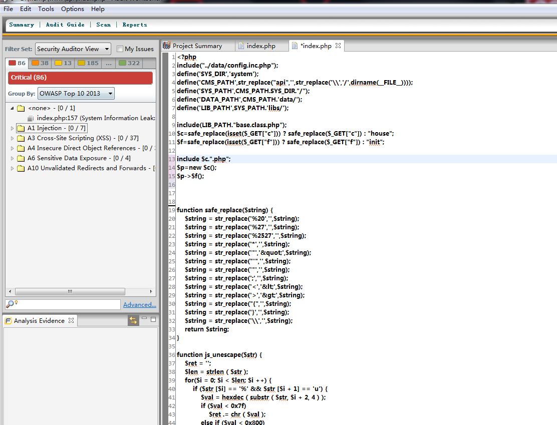 Fortify代码审计安全神器
