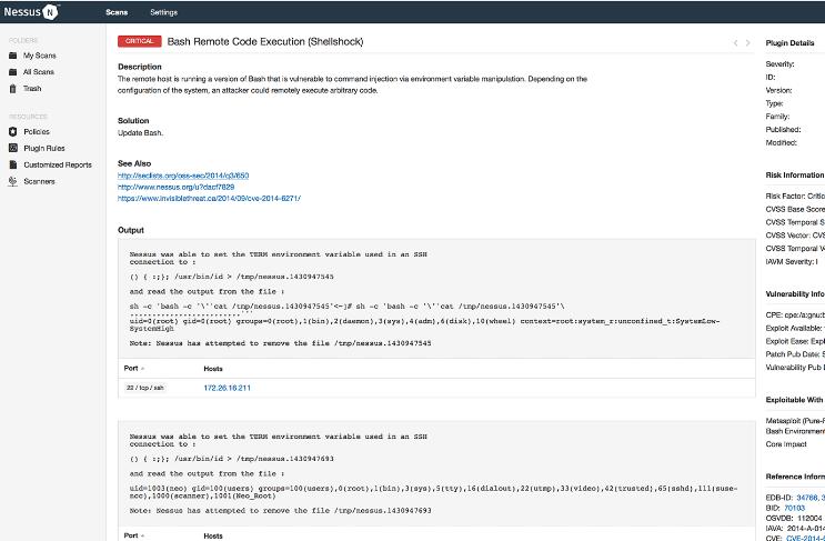 Nessus-8.12.1漏扫完美破解版